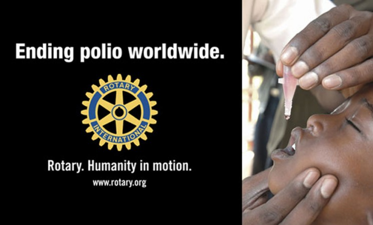 Pro End Polio Now
