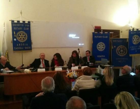 Gemellaggio Club Rotary della Valle dell'Ofanto